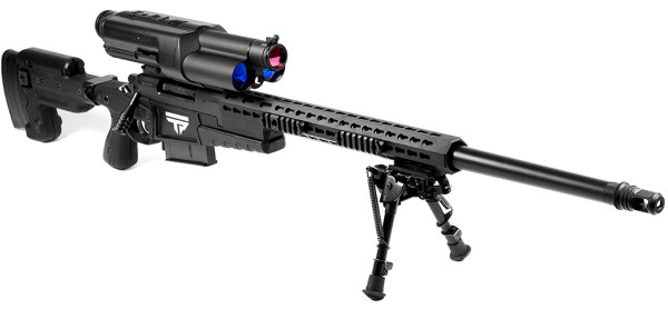 TrackingPoint Precision Guided Firearm
