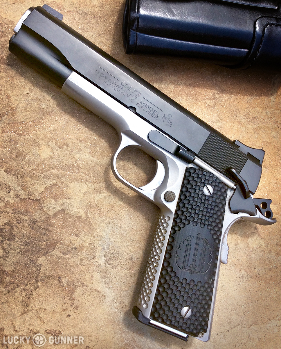 Modifying the 1911 for Service Use