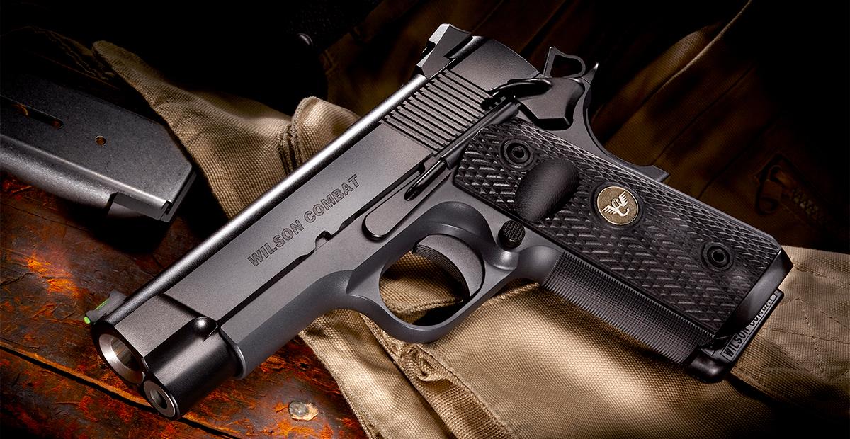 Wilson Combat Tactical Carry Compact