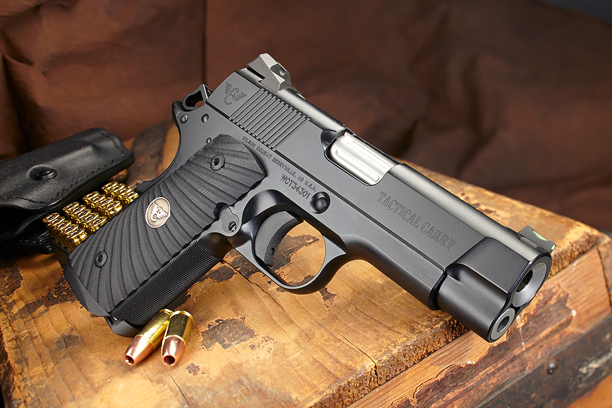 Wilson Combat Tactical Carry Compact 9mm 1911