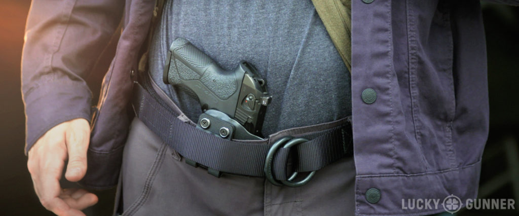 Appendix Carry for CCW - The Good & The Bad