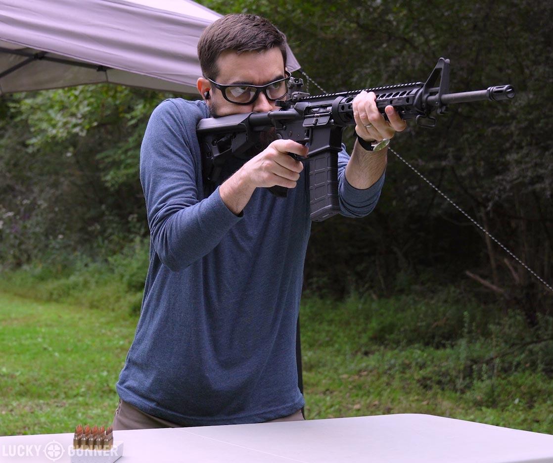 How To Use An AR-15 - Lucky Gunner Lounge