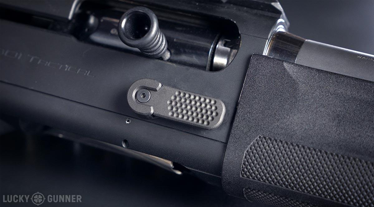 Aridus Industries Beretta 1301 shrouded latch