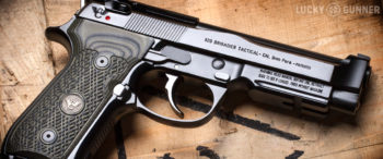 Beretta M9A3 Review - A First Look at Beretta's New M9 Pistol