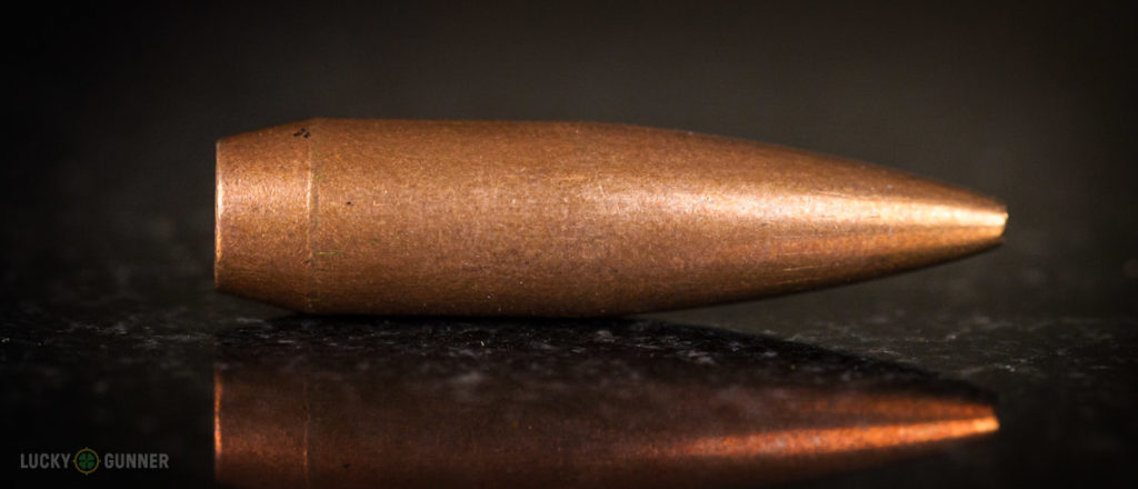 What is a Boat Tail Bullet?