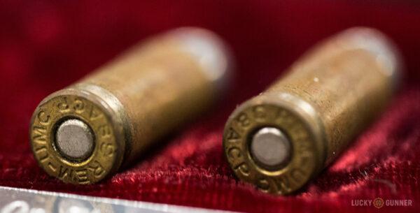 .38 ACP Remington UMC Cartridges