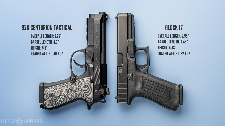 Review: Wilson Combat / Beretta 92G Centurion Tactical Pistol