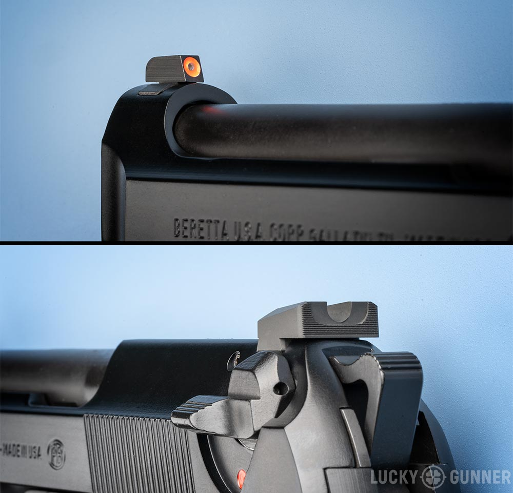 92G Centurion Tactical Sights