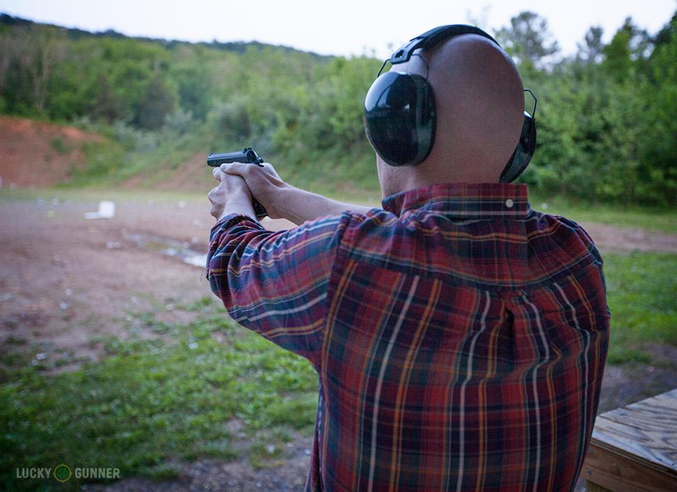 Shooting the CZ-83