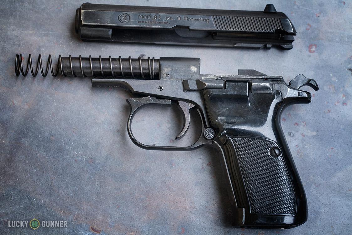 CZ-83 Pistols: When Cheap Doesn't Mean Cheap - A Review
