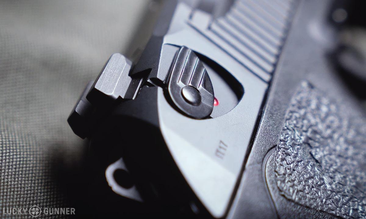 Beretta Px4 stealth decocker