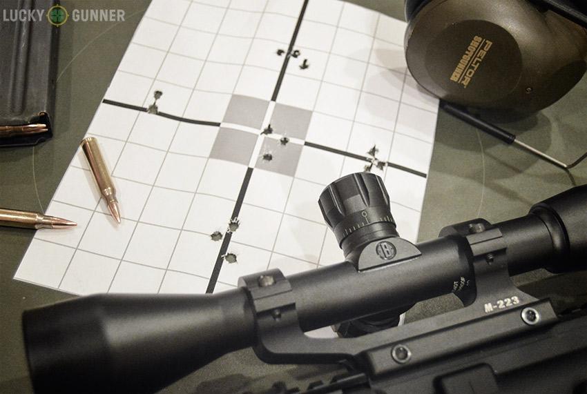 box drill target