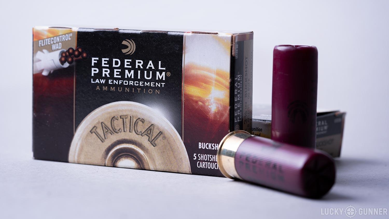 Federal Flite Control 12 gauge #00 buckshot