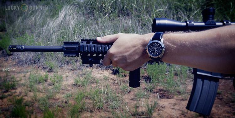 AR fore grip