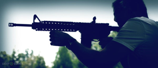 AR-15 foregrip