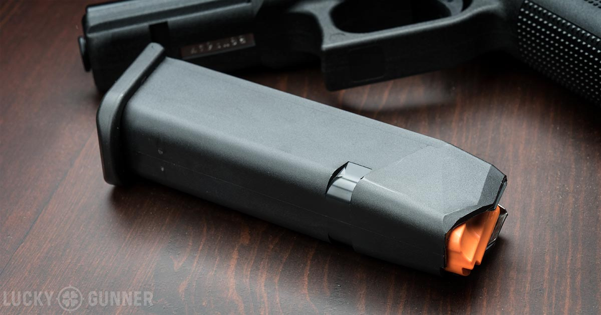 Review: The Glock 17M Duty Pistol - Lucky Gunner Lounge