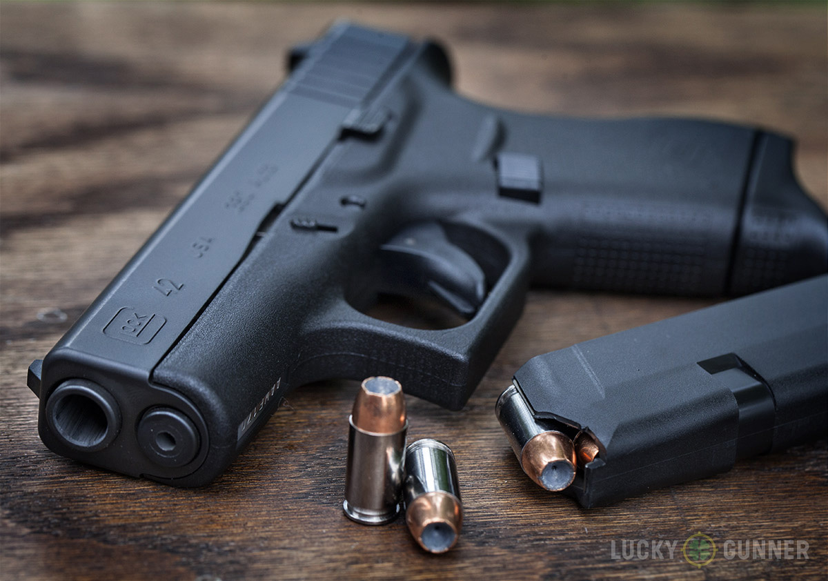 Glock 42 Review - A Deep Look at the  380 ACP Pistol