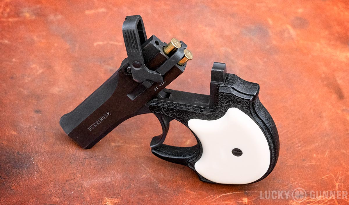 That Time the Derringer Made a Comeback - Lucky Gunner Lounge