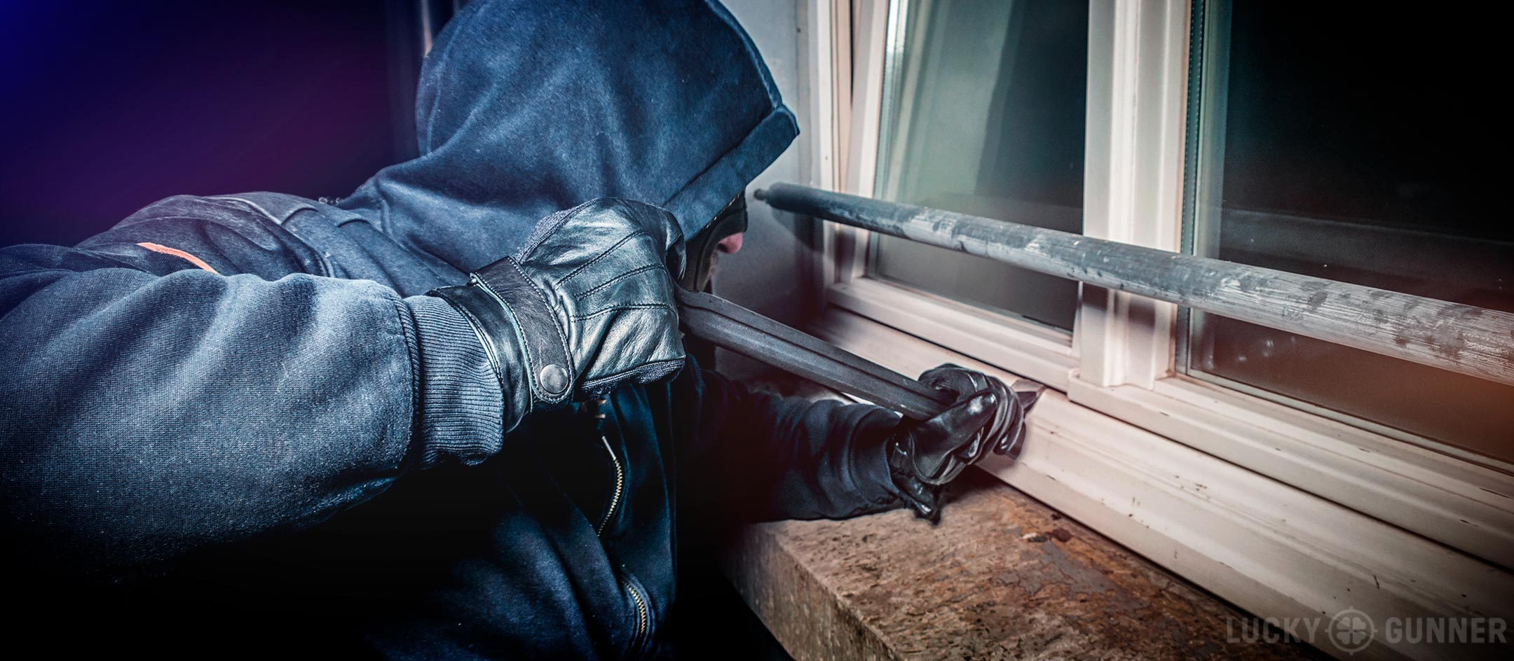 How To Prevent A Home Invasion Lucky Gunner Lounge