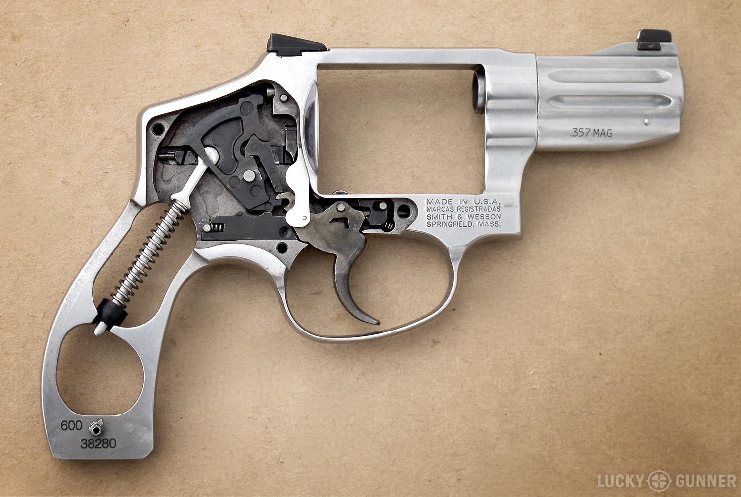Review: Kimber K6s .357 Magnum Snub Nose - Lucky Gunner Lounge