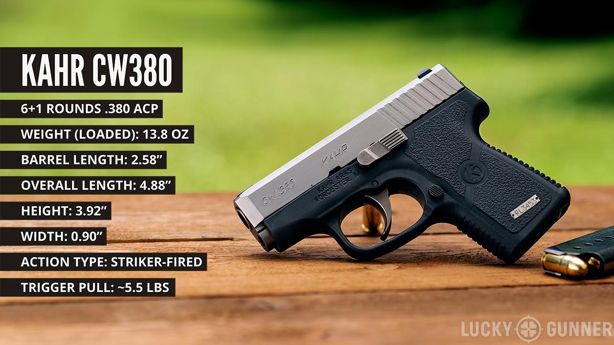 What's the Best 380 Pocket Pistol?