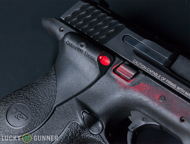 Smith & Wesson M&P Crimson Trace Laser Grip
