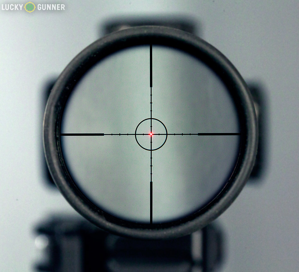 Leupold Firedot Reticle