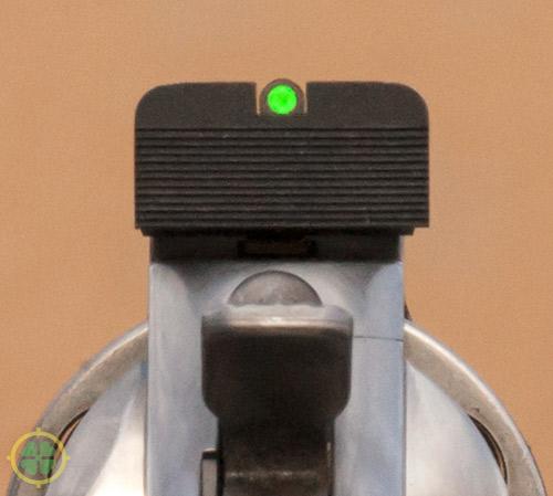 S&W Model 66 sights