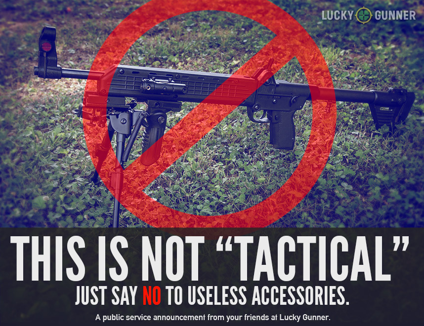 This is Not Tactical