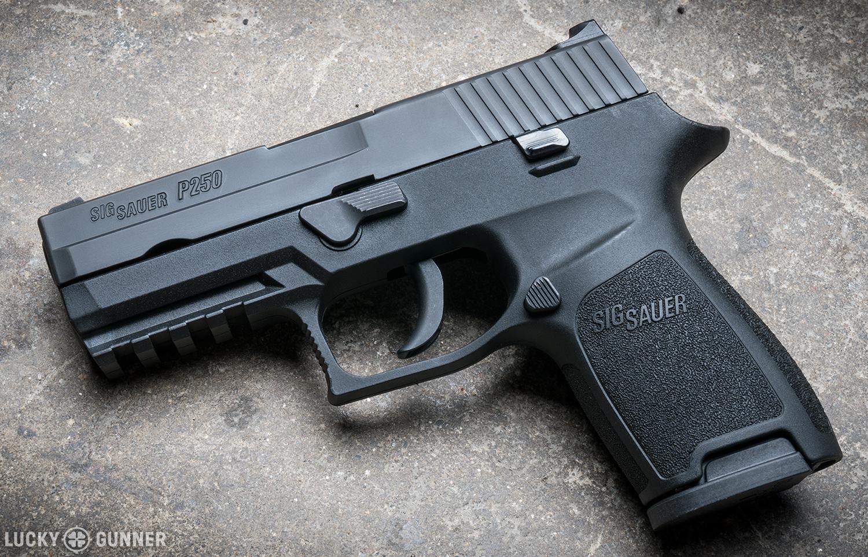 Sig Sauer P250 Compact
