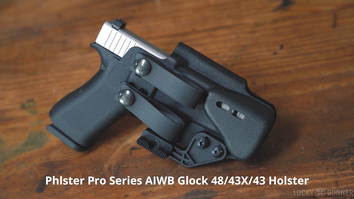 Phlster Pro Series Holster G48