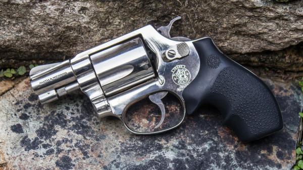 Pre-lock S&W Model 36
