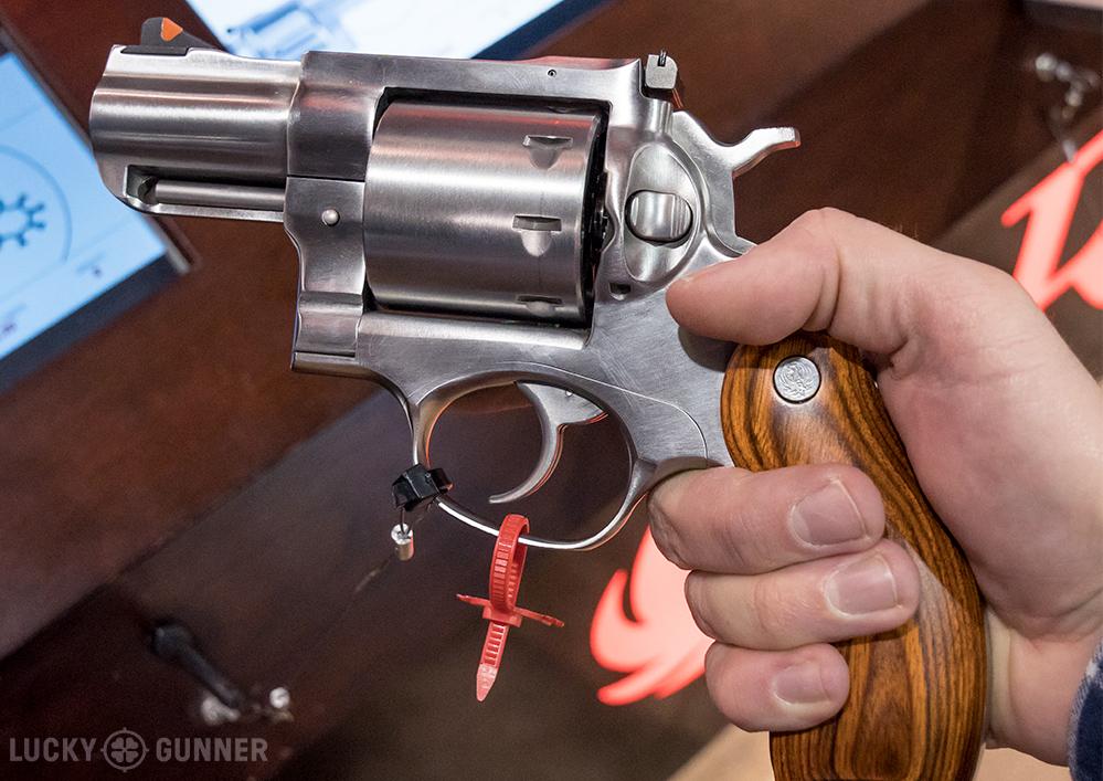 Ruger Redhawk .357