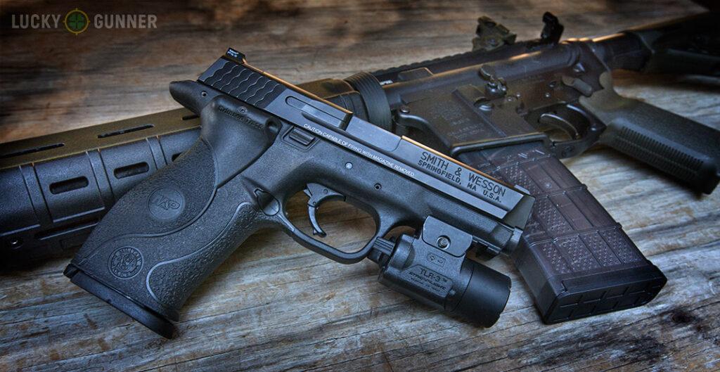 rifle-pistol