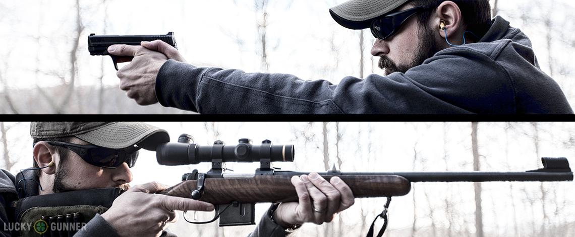 Rifle vs. Pistol featured image