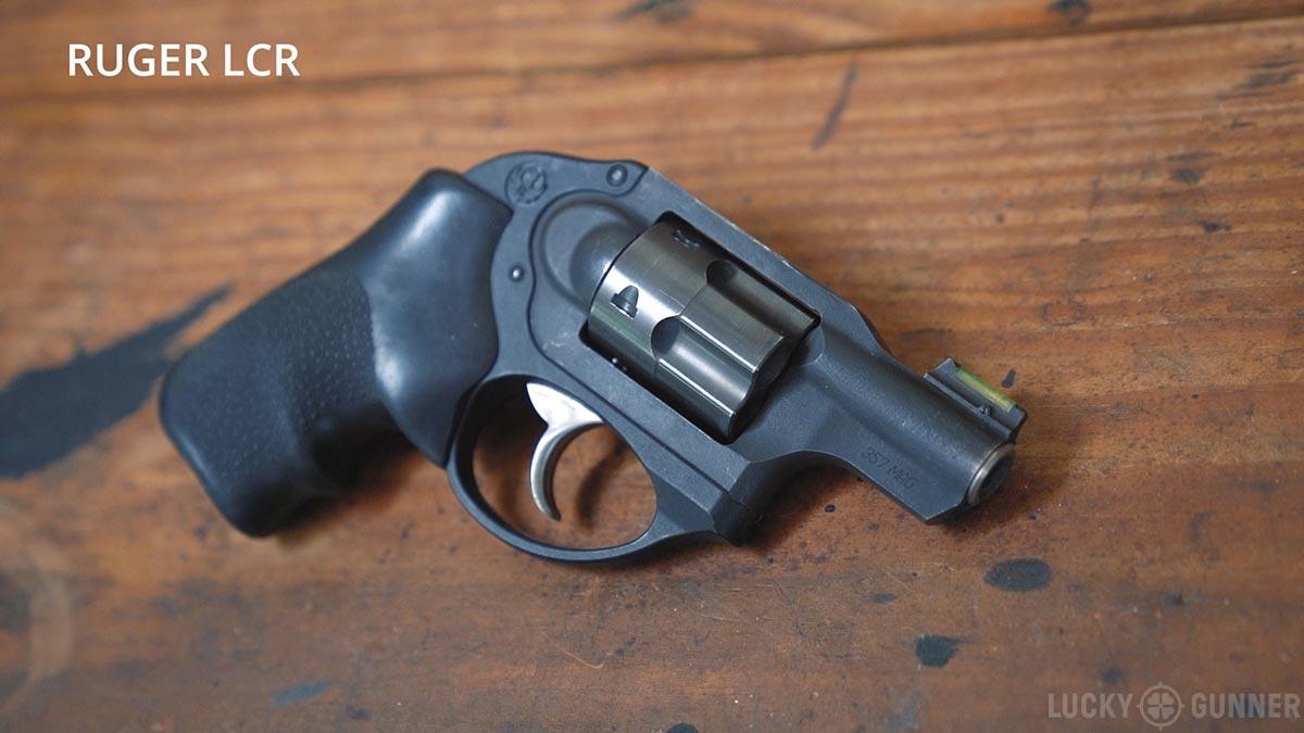 Ruger LCR 357 Magnum