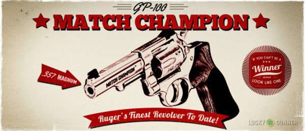 Ruger Match Champion Faux Champion