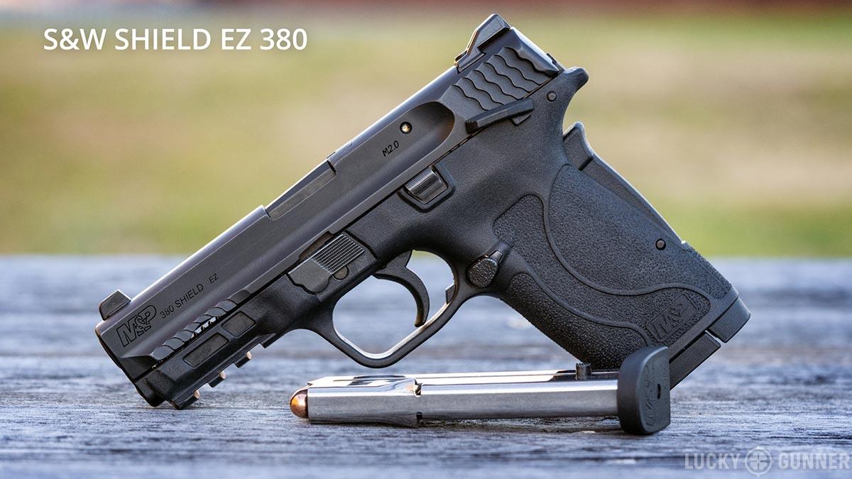 Smith & Wesson Shield EZ 380