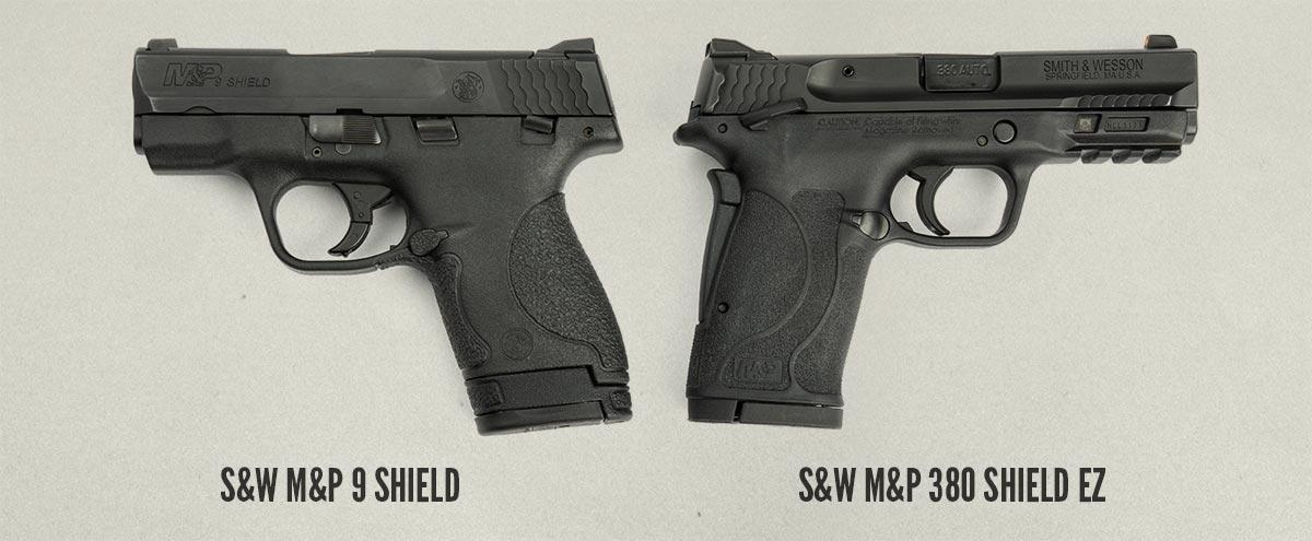 pistol size comparison
