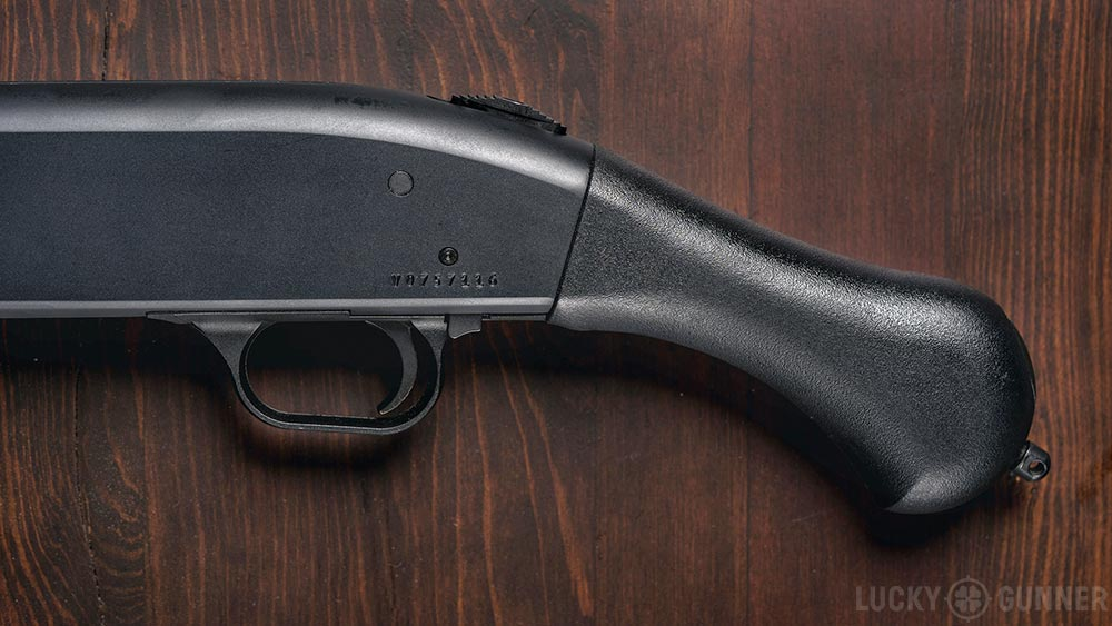 Mossberg Shockwave Raptor grip