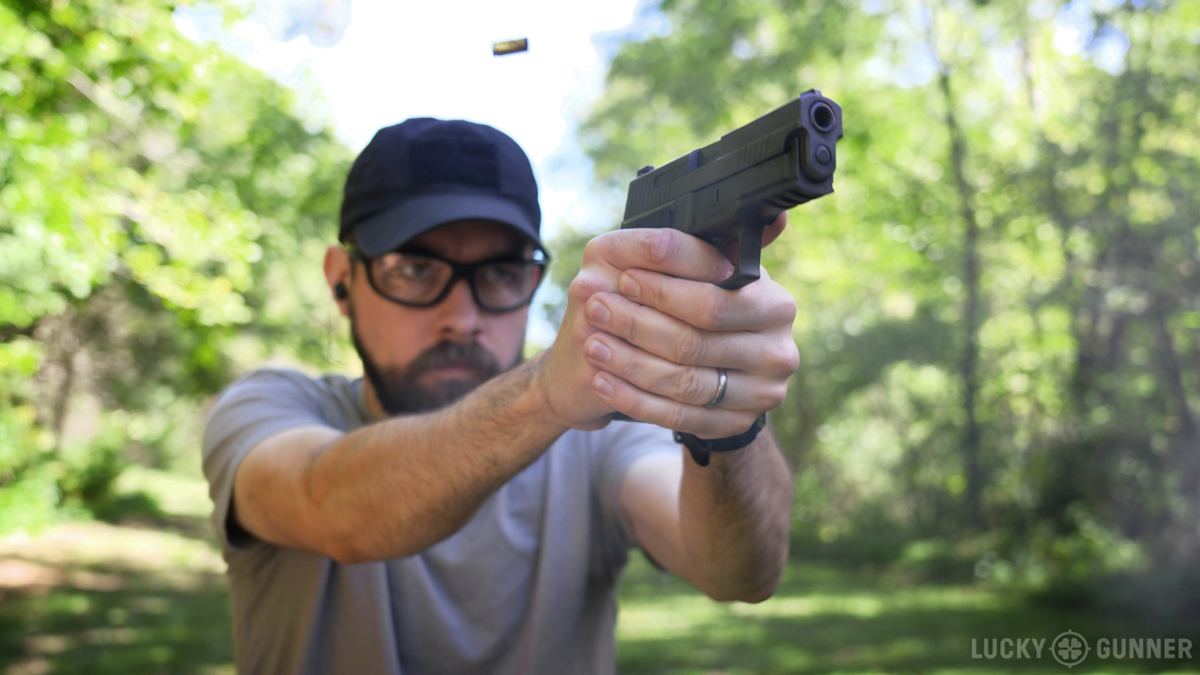 sig sauer p229 legion series review lucky gunner lounge