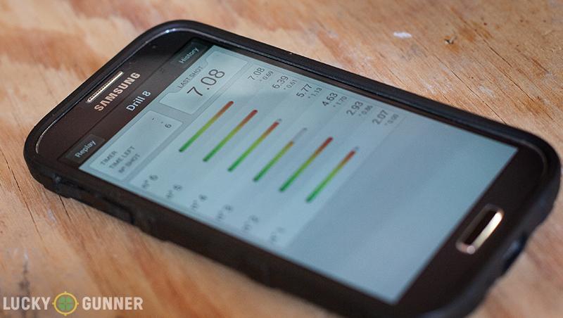 shot timer app