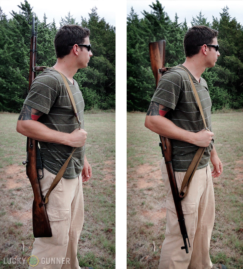 Mosin Nagant Carry Sling