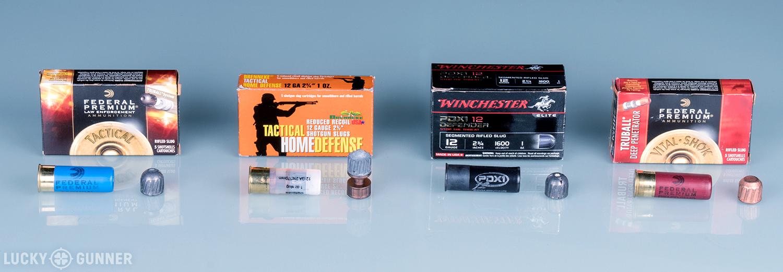 Shotgun Slugs for Home Defense - Lucky Gunner Lounge