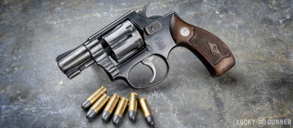 Smith & Wesson I-frame .32 Long Hand Ejector