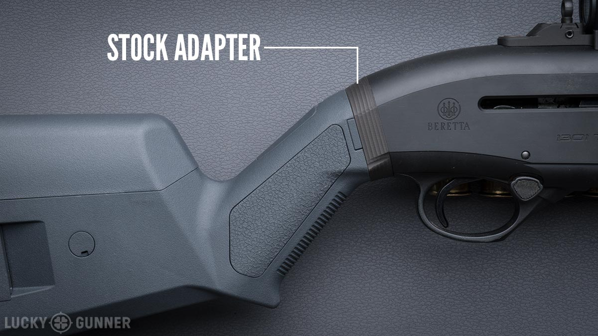 Beretta 1301 Tactical Revisited - Lucky Gunner Lounge