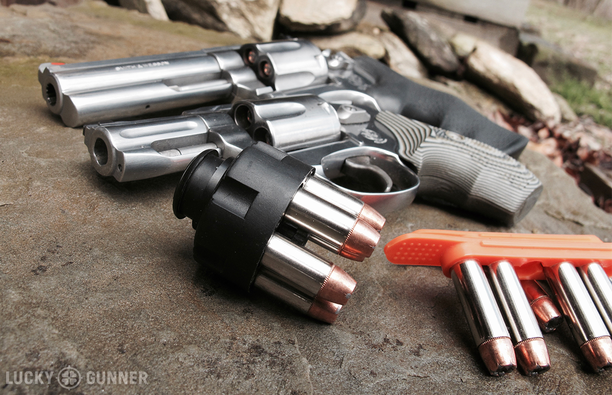 S&W 686 and 640 Pro