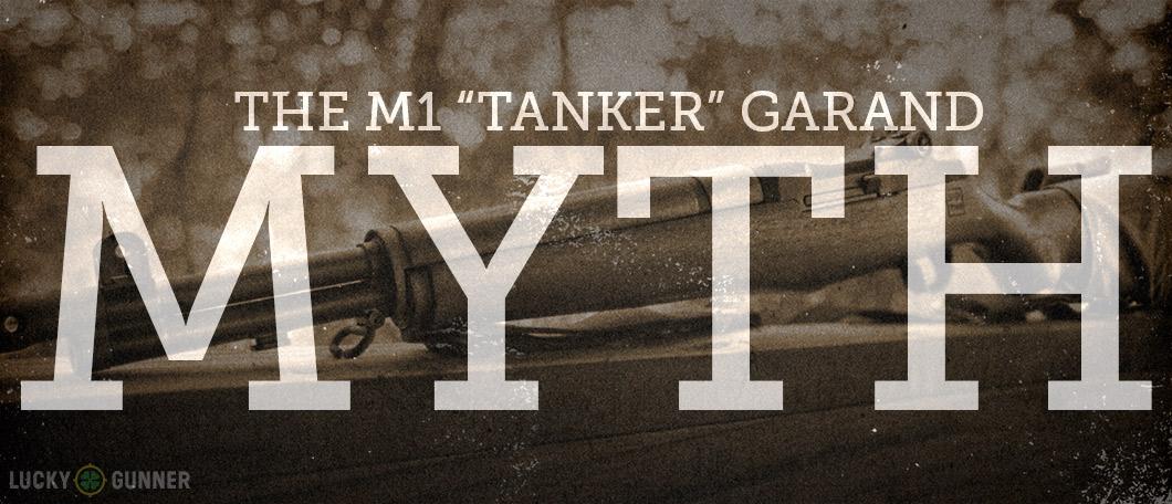 M1 Tanker Garand featured