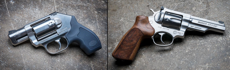 Revolver Velocity Versus Barrel Length - Lucky Gunner Lounge