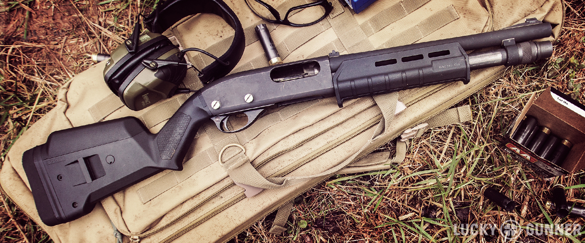 why use a shotgun for home defense lucky gunner lounge